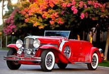 Classic Cars  / Classic automobiles of the early 20th century.