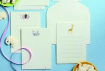 Kids Stationery / For the littlest letter writers.