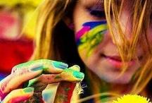 Színterápia / Colour Therapy