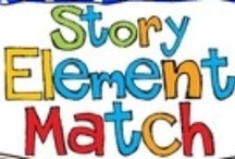 Story Elements / by Anna Hulsey
