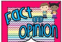 Fact and Opinion / by Anna Hulsey