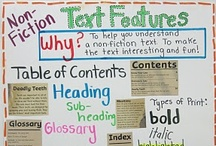 Nonfiction Text / by Anna Hulsey