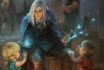Fairytale and Fantasy / by Kathryn Rollins