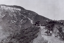 The Hollywood Sign / Pictures of the iconic symbol of the American movie industry.
