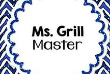 Ms. Grill Master