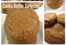 Foodies: Cookie Butter OMG! / by A Peek Into My Paradise