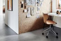 Work Space | Office | Studio / Inspiration for your own place of work or study