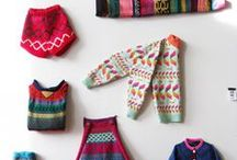Knits & Winter Woollies / Such soft wool knits to keep you all warm and cosy