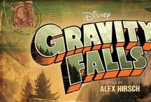 Gravity Falls / Awesome / by Jessica Cross