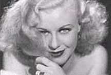 Ginger Rogers / Dedicated to Ginger