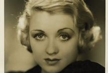 Constance Bennett / Classic 1930's actress.