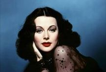 Hedy Lamarr / A tribute to the glamorous Hedy Lamarr.