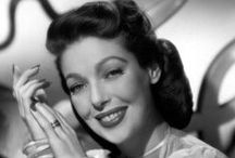 Loretta Young / A tribute to a great and beautiful actress. / by T. E. Avery