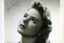 Ingrid Bergman / A tribute to a great actress.