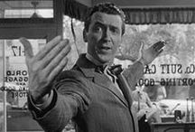 Jimmy Stewart / A classic movie great.