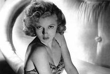 Lana Turner / Hollywood beauty Lana Turner.