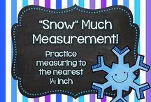 Measurement / by Anna Hulsey