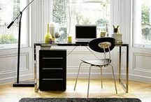 Home Office Spaces / by Sea Coast Exclusive Properties