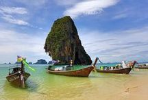 TRAVEL: THAILAND / Remembering my trip to Thailand / by Maria Conroy