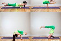 yoga sequences / by Samantha Ward