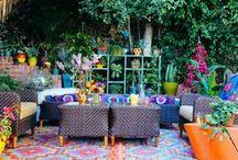 Living Room in the Garden // Nappali a kertben / Picnic, BBQ, summer relax // Piknik, grill, nyári ejtőzés