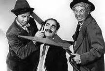The Marx Brothers / Dedicated to the Zany 1930's comedy team.