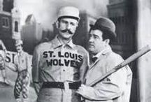 Abbot And Costello / A tribute to the famous comedy duo.