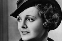 Mary Astor / A often underrated actress.  Beautiful, classy and talented.