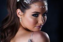 wedding magazine editorials / We have had some gorgeous editorials covering our wedding headpieces and jewellery.