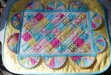 "Mini Quilts and ""Little"" Quilts"