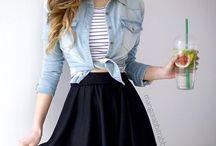 •BeautifulStyle• / Beautiful Clothes To Inspire You  Roupas Lindas Para Te Inspirar