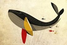 Illustration love. / by Christine Souder
