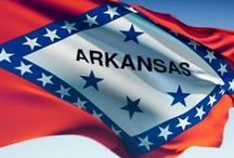 Arkansas... / ★★★★★★★★★★★★★★★★★★★★★★★ / by Janice Johnston