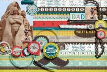 Scrapbook / Paper Craftiness / by Wendy P