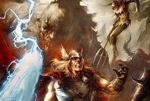 Superheroes, Sidekicks & Villains