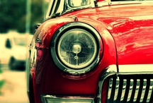 Classic Cars / by Cansu Sahin