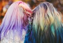 Hair & Hair Colors