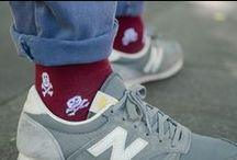 Street Style! / Rock your socks!