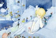 Magia / hadas, jardines... naturaleza.. ilusiones... cuentos...ilustraciones. .. pensamientos.. sueños / by Los Detalles de Bea