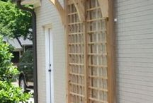 Arbors and Garden Structures / Garden Structures and Arbors