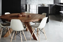 Architecture /// Dining rooms