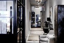 Architecture /// Hallways
