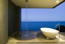 Archtecture /// Bathrooms