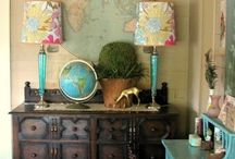 Home Decorating / by Holly Halcomb