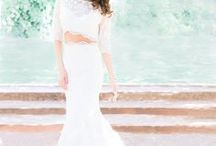 Wedding Day: Bridal Fashion / The dress, accessory ideas and everything else to help you decide on your look! Daily bridal gown fashion inspiration from local Arizona bridal boutiques and Real Arizona brides!