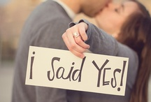 To Be Wed: Engagement / Engagement inspiration from Real Arizona couples! The perfect way to capture your love as a newly engaged couple and to tell your future wedding guests to save the date!