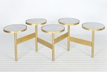 Tables / by Worlds Away