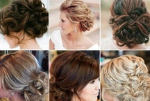 Hair Style on your wedding / Hairstyle inspiration for your wedding day