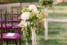 Walk down the aisle / www.bellachicevents.com