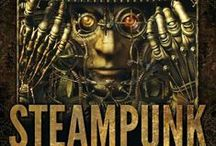 SteamPunked / by Anita Grace Howard